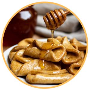Miel y dulces artesanos